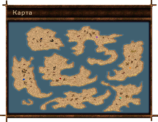 Mapa hry