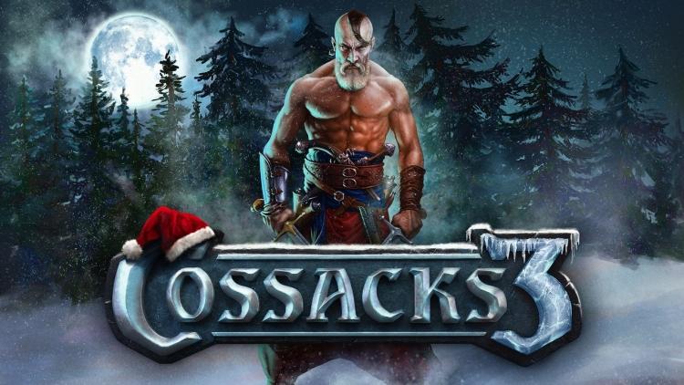 Szezonális esemény - kozákok 3: Karácsonyi ajándék (kozák 3: karácsonyi ajándék)